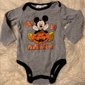 ⭐️FREE⭐️ w ANY purchase Mickey Mouse 1st Halloween